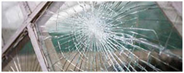 Louth Smashed Glass